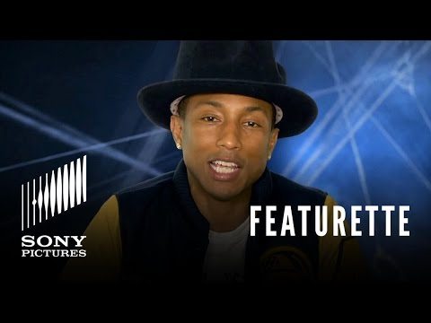 featurette - Go behind the scenes with Pharrell and Hans Zimmer as they score the new Amazing Spider-Man 2.