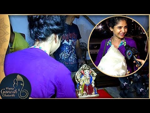 Ratan Rajput Welcomes Lord Ganesha With Lost Of Jo