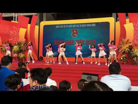 [Nhảy Flashmod] Havana, Talk to me, Bboom Bboom... - Giải Nhì Hội thi dân vũ các trường đại học - Thời lượng: 6:14.