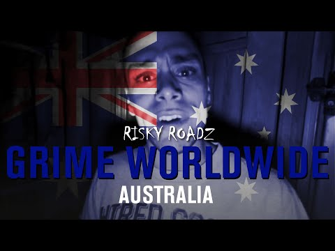 RISKY ROADZ | GRIME WORLDWIDE | EPISODE 1 | AUSTRALIA @RISKYROADZ