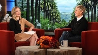 Kristen Bell on Her Wedding and Her Daughter