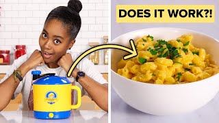 I Tried A Mac & Cheese Maker • Tasty by Tasty