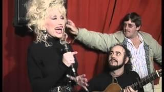 Dolly Parton in Paídi Ó Sé's Pub