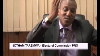 Former Premier, Amama Mbabazi, says he could sue the Electoral Commission in the courts of law for violating his inherent right. In a letter written to the C...