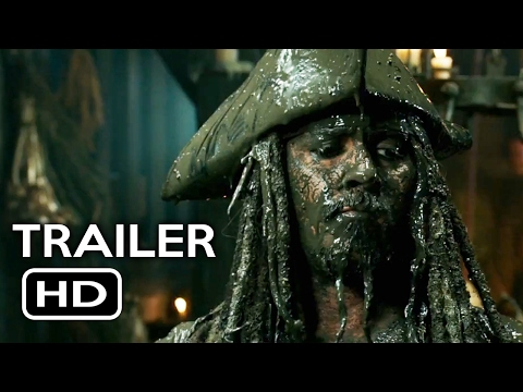 Pirates Of The Caribbean: Dead Men Tell No Tales Official Teaser Trailer #2 (2017) Movie HD