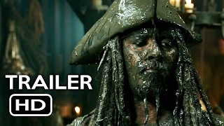 Nonton Pirates Of The Caribbean  Dead Men Tell No Tales Official Teaser Trailer  2  2017  Movie Hd Film Subtitle Indonesia Streaming Movie Download