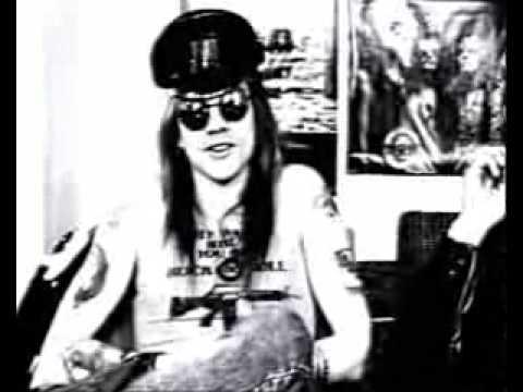 Guns N' Roses – Rockumentary  [1/2]