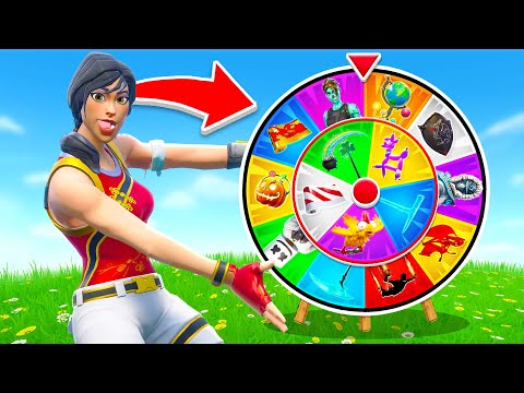 RANDOM CLASS GENERATOR *NEW* CHALLENGE in Fortnite Battle Royale! - Thời lượng: 15 phút.