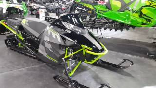 9. 2017 Arctic Cat M8000 LTD FIRST START