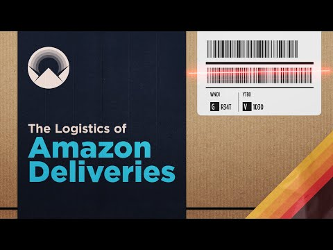 How Amazon's Super-Complex Shipping System Works