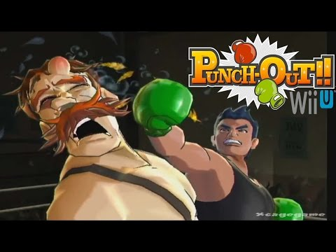 Punch-Out!! Wii U