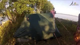 Универсальный трекинговый туристический коврик Alexika Trekking 60