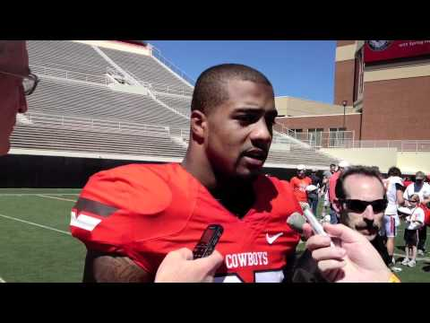Tracy Moore Interview 4/21/2012 video.