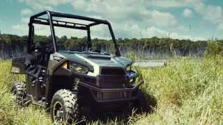 4. TEST RIDE: 2015 Polaris 2-Seat Ranger 570 EPS