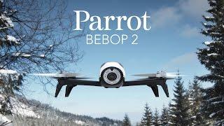Parrot Bebop 2 Drone - Official Video (Launch)