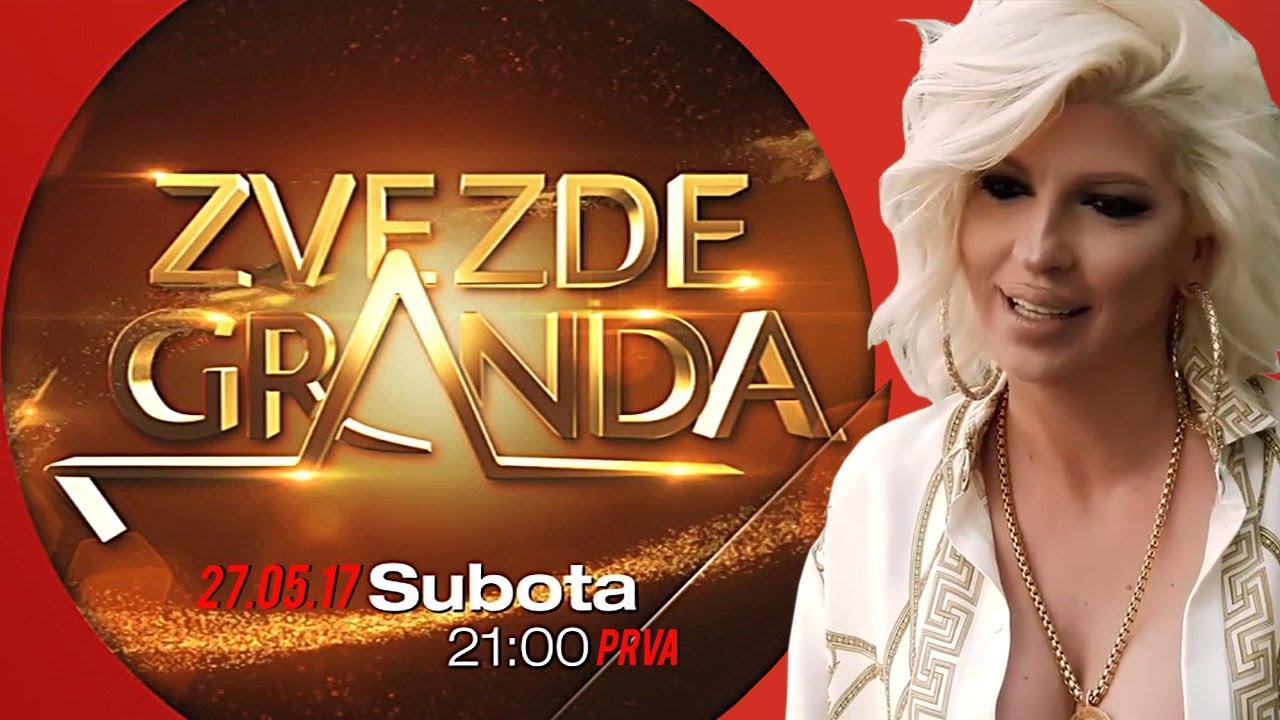 ZVEZDE GRANDA 2017 – trideset šesta emisija – 27. 05. – najava