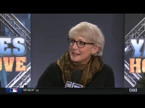 Video: Jean Afterman on her role with the Yankees, London series against the Red Sox and more