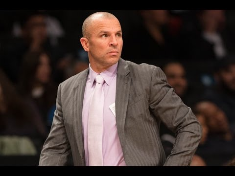 Video: Jason Kidd talks about the Brooklyn Nets playoff hopes-- The Michael Kay Show