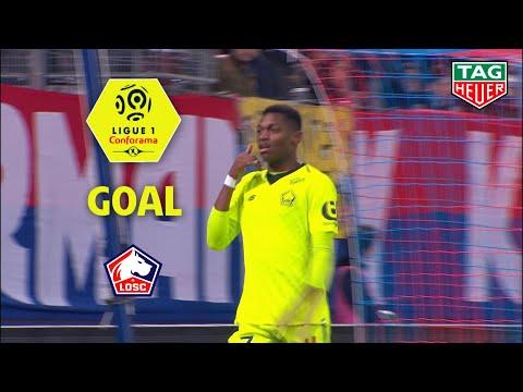 Goal Rafael LEAO (20') / SM Caen - LOSC (1-3) (SMC-LOSC) / 2018-19