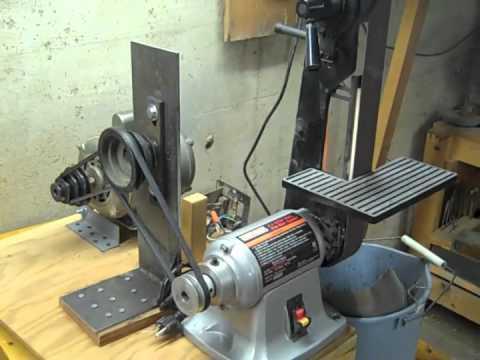 $10 - 2x42 Craftsman 3/4 hp 4 speed Mod