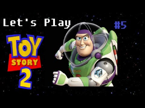 Toy Story 2 Playstation One Lets Play #5 Bullies & Gullies