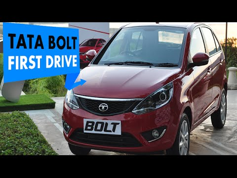 First Drive: New Tata Bolt : PowerDrift