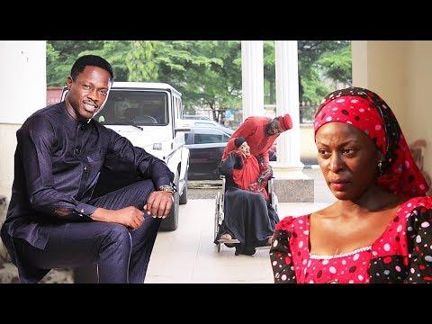 ta yaya Ali Nuhu zai zabi soyayya da wata mace mai rauni a kaina - Hausa Movies 2020 | Hausa Films