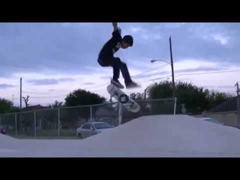 Old T.O.P.S Footage at Mission Skatepark