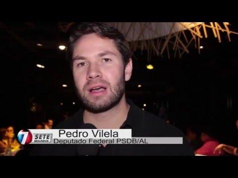 Pedro Vilela fala do afastamento de Dilma e as perspectivas do novo governo