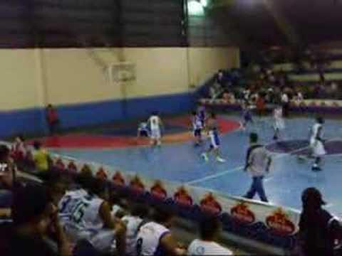 Basquete Ilha Solteira - Campeonato de Estrela Do'este 2008