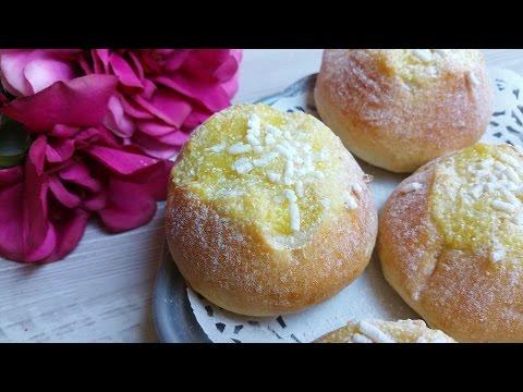 veneziane alla crema pasticcera - ricetta