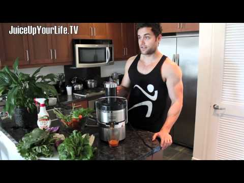 CARROT JUICE RECIPE FITLIFE.TV