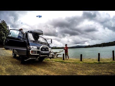 [VIDEO] À la découverte de nouveaux fonds - Chasse sous marine NZ
