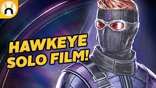 Nonton Jeremy Renner Teases Hawkeye Solo Film  Film Subtitle Indonesia Streaming Movie Download