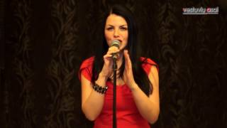 Solistė Gabrielė - I follow + We found love