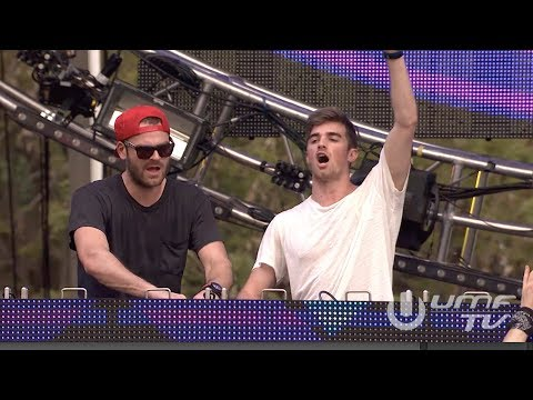 ultra - The Chainsmokers performing live at the 2014 Ultra Music Festival on the Main Stage - March 28, 2014 in Miami. When we woke up at 10AM Friday morning to our ...