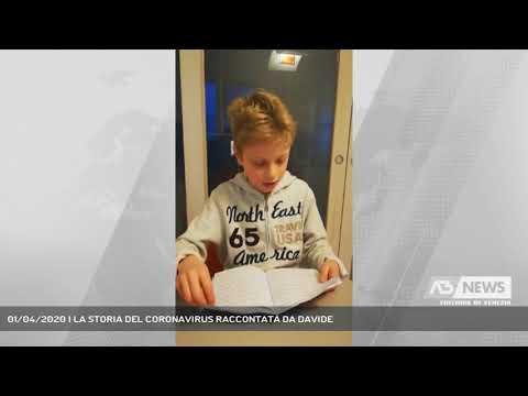 01/04/2020 | LA STORIA DEL CORONAVIRUS RACCONTATA DA DAVIDE