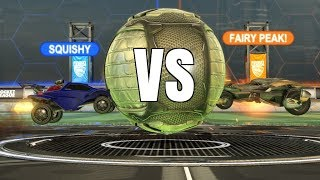 PLAYING AGAINST THE BEST 1V1 PLAYER IN THE WORLD  | PRO 1V1 AGAINST FAIRY PEAK! | (BEST OF 5 SERIES)