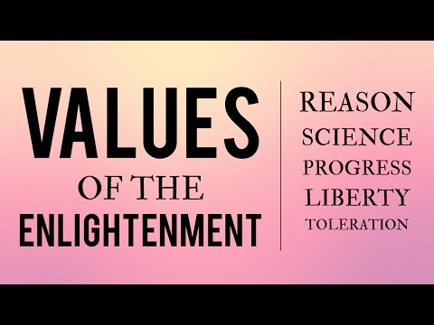 The Values of the Enlightenment (AP European History)