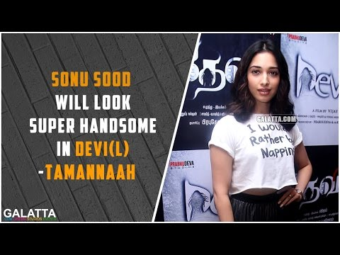Sonu-Sood-will-look-super-handsome-in-Devi-L--Tamannaah