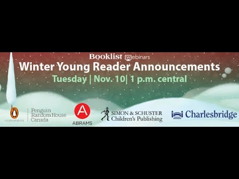Winter Young Readers Announcements