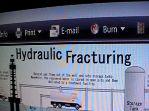 HYDRAULIC FRACTURING SINKHOLES AND EARTHQUAKES!