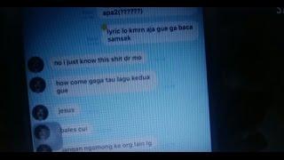 Video Awkarin VS Lula Lahfah / Isi chat Karin Novilda ke Lula + Klarifikasi Lulalahfah MP3, 3GP, MP4, WEBM, AVI, FLV Oktober 2017