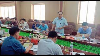 Thành phố Uông Bí làm việc với Công ty than Nam Mẫu - TKV