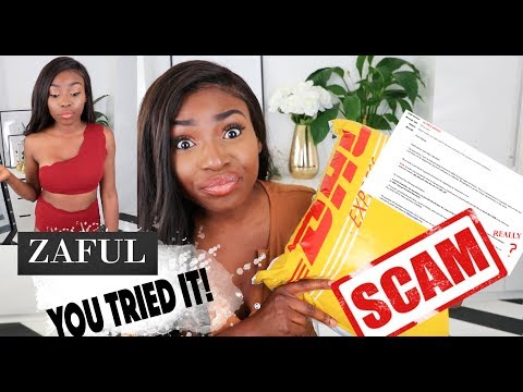 I SPENT $365 ON ZAFUL -IS IT ACTUALLY A SCAM? MY FULL HONEST REVIEW WITH EVIDENCE!