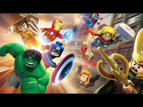Amazoncom: LEGO Marvel Avengers (PC DVD): Video