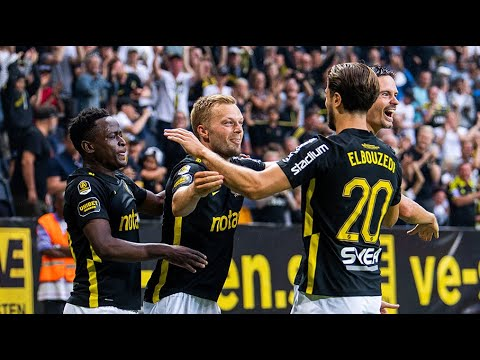 Höjdpunkter: AIK – Kalmar FF 2–0