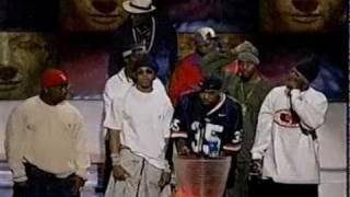 Wu-tang Clan at 1997 VMAs
