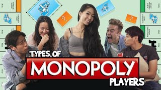 Video Types of Monopoly Players MP3, 3GP, MP4, WEBM, AVI, FLV Mei 2018