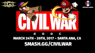 2GGC: Civil War Roster Reveal